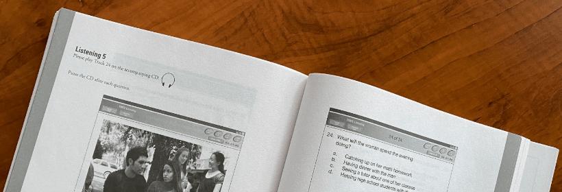 TOEFL Listening 問題形式と対策法