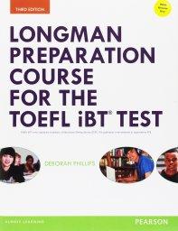 TOEFLおすすめ教材 Longman