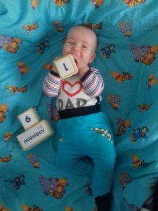 Hubert 6 miesięcy