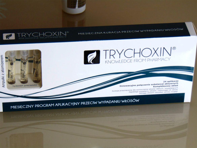 trychoxin wypadanie włosów