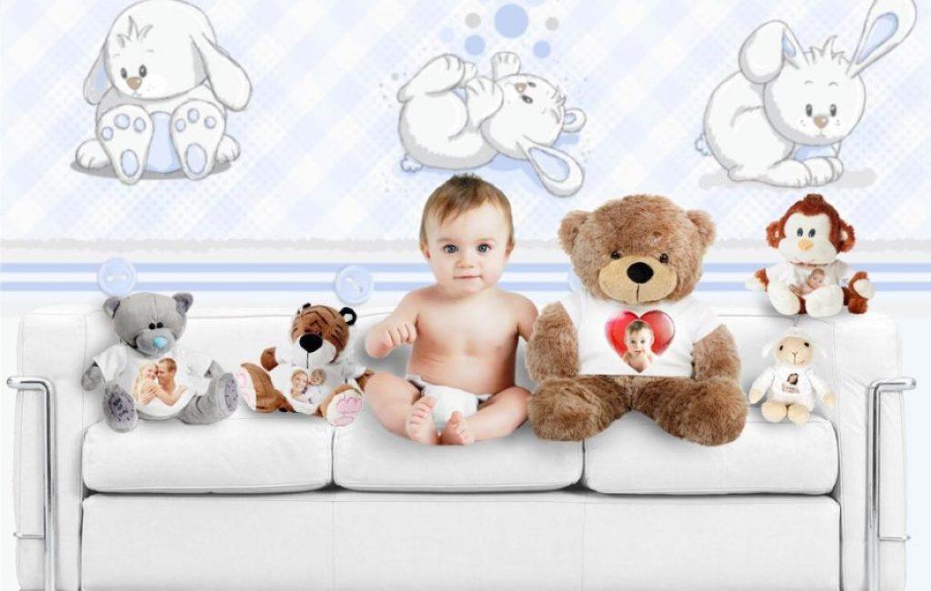 pluszaki - prezent na dzień dziecka