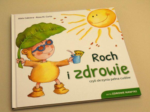 zdrowe nawyki książka książka roch i zdrowie