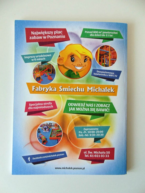 Czasopismo Dzieci nr 2 okładka