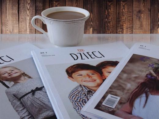 dwumiesięcznik dzieci czasopismo