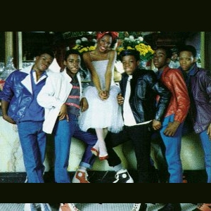New Edition - Candy Girl (1983)