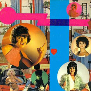 Tracey Ullman - The Best of Tracey Ullman (You Broke My Heart in 17 Places) (1983)