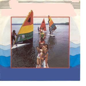 The Surfers - Windsurfin' (1978)