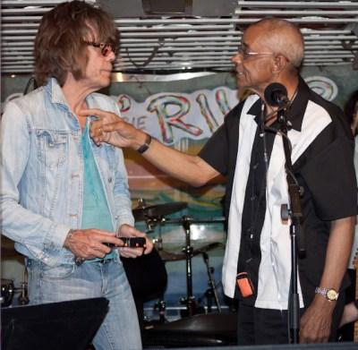 David Johansen & Hubert Sumlin (2010)