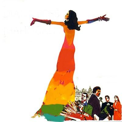 Michael Masser - Mahogany (the original soundtrack of a Berry Gordy film: Diana Ross as Mahogany) (1975)