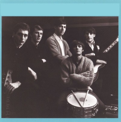 The Sonics - Here Are the Sonics! (1965)