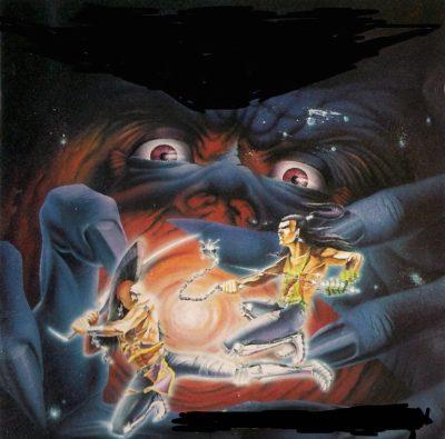 Jewel - Revolution in Heaven (1991)