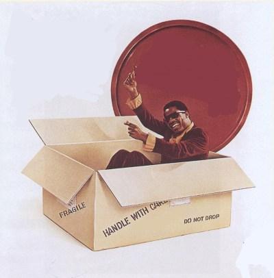 Stevie Wonder - Signed, Sealed & Delivered (1970)