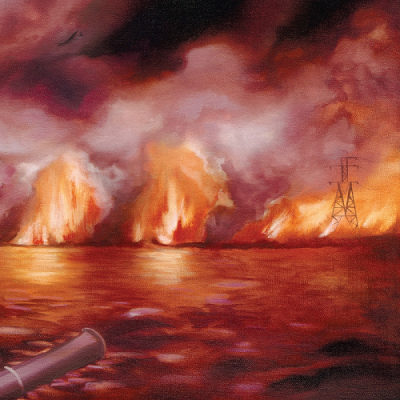 The Besnard Lakes - The Besnard Lakes Are the Roaring Night (2010)
