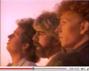 Toto - I'll Be Over You (1986)