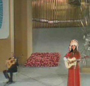 Lenny Kuhr - De Troubadour (1969)