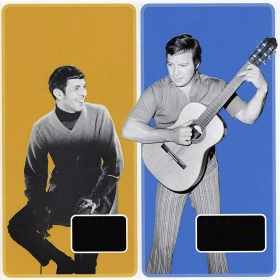 Leonard Nimoy & William Shatner - Spaced Out: The Very Best of Leonard Nimoy and William Shatner (1997)