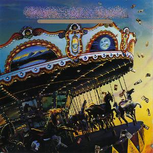 Emerson, Lake & Palmer - Black Moon (1992)