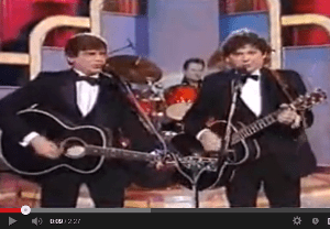 The Everly Brothers - On the Wings of a Nightingale (1984)