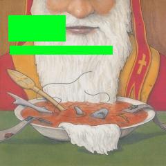 Henk Temming - Er zit een haar in de soep van Sinterklaas (1991)
