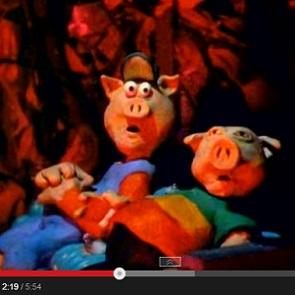 Green Jellÿ - Three Little Pigs (1993)