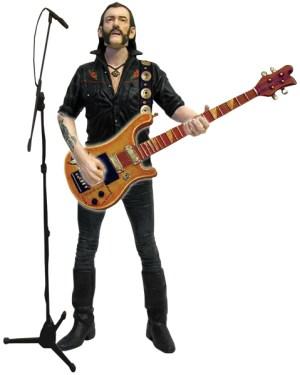 Ian Fraser 'Lemmy' Kilmister - Motörhead
