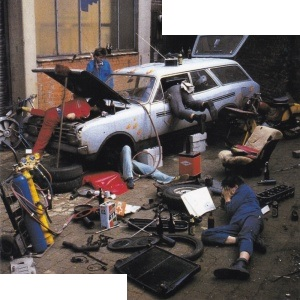 Die Toten Hosen - Opel-Gang (1983)