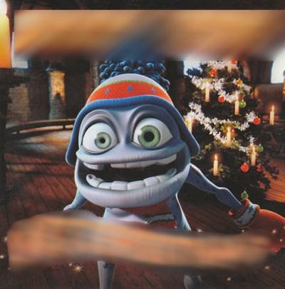 Crazy Frog - Last Christmas (2006)