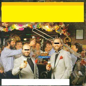 De Deurzakkers - Het Feest Kan Beginnen ! (1985)