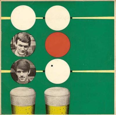 De Clichémannetjes - Twee glazen zekerheid (aka Kees van Kooten & Wim de Bie) (1967)