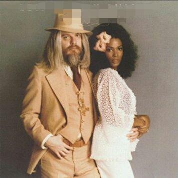 Leon & Mary Russell – Wedding Album (1976)