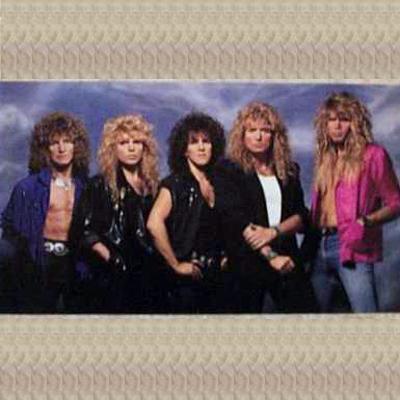 Whitesnake - Is This Love (1987)