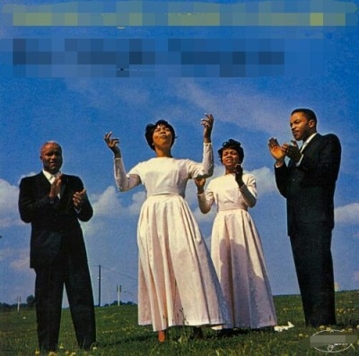 The Staple Singers - Swing Low Sweet Chariot (1961)