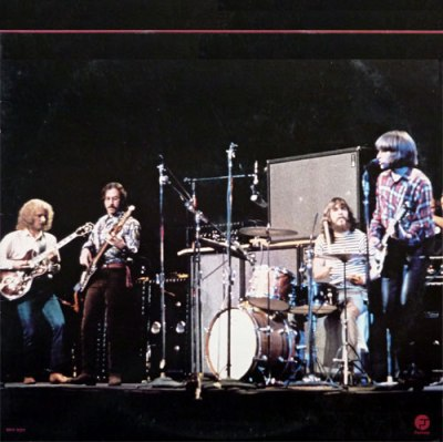 Creedence Clearwater Revival - The Royal Albert Hall Concert (1980)