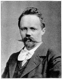 Engelbert Humperdinck - Componist, muziekpedagoog, dirigent (1913)