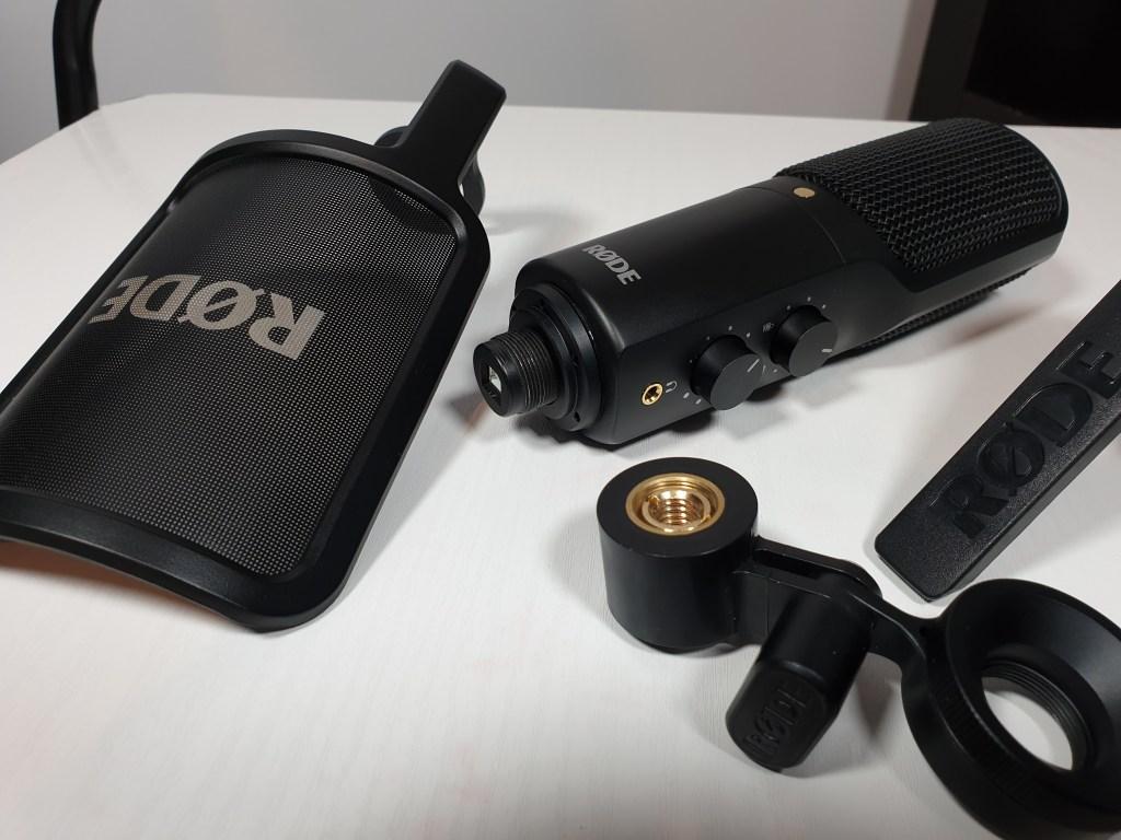 Rode NT-USB microfon premium gaming