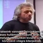 Ez a férfi azt mondja, 3 perc alatt meggyógyította magát a rákból (videó)
