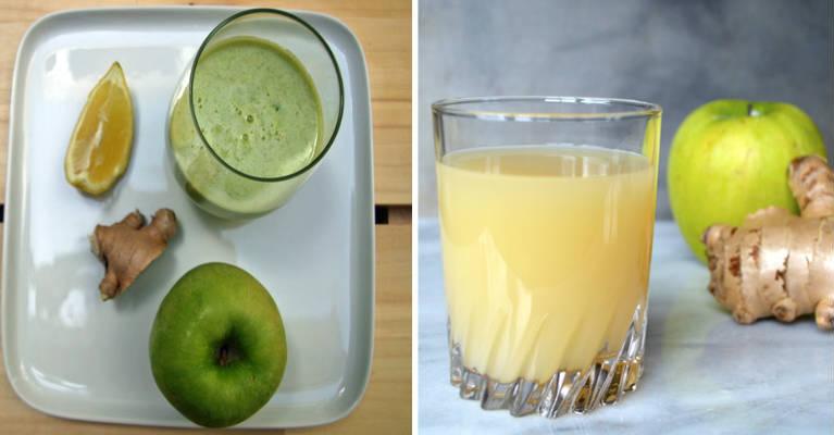 A 3 béltisztító lé – Így képes az alma, a gyömbér és a citrom kimosni akár több kilónyi mérget is a szervezetedből!