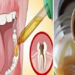 Keverd össze ezt a 2 dolgot és azonnal vége lehet a kínzó fogfájásnak!