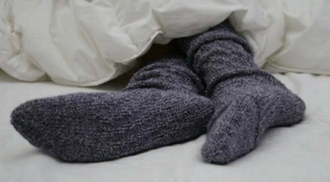 Miután elolvastad ezt, mindig zoknit fogsz húzni lefekvéshez! Itt van, hogy mi történik!