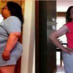 Az ORVOSOK döbbenve nézték: csak ezt itta 3 hónapig és elvesztette a testsúlyának a felét!!!