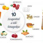 A dietetikusok azt mondják, hogy ezzel a 10 szuperétellel átvészelheted a téli hónapokat betegség nélkül…