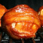 Hagymába és baconbe göngyölt húsgolyók, a férjek kedvence!