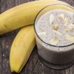 Banános-gyömbéres smoothie a hasi zsírpárnák ellen