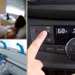 Ha nem megfelelően kapcsolod be a klímát a kocsiban, komolyabb egészségügyi problémákat is okozhat!!!