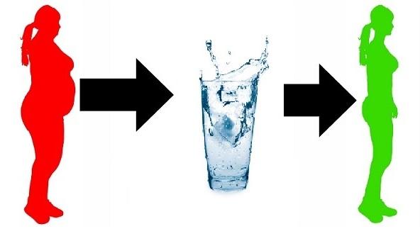 Két hét alatt lefogyhatsz 10 kilót, elég, ha így iszod a vizet