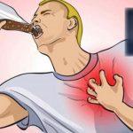 A világ egyik legmérgezőbb itala, akár súlyos egészségügyi problémákat is okozhat perc alatt, mégis iszod