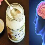 A férfi 2 evőkanál kókuszzsírt evett naponta kétszer és 60 nap alatt ez történt az agyával