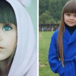 Ő a világ legszebb kislánya, aki meghódította az internetezők szívét