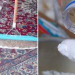 Szinte teljesen ingyenes módszer – egyszerűen eltüntethetszbármilyen foltot  a szőnyegből