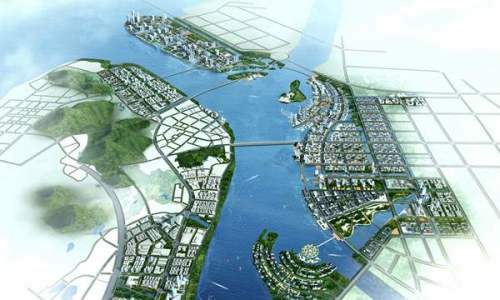 Smart City Nansha